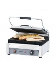 Grill panini professionnel Casselin grand premium plaques rainurée-rainurée