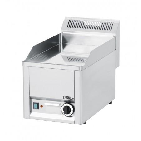 Plaque à snacker électrique de la marque Casselin gamme Chrome 30