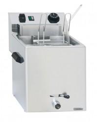 Cuiseur à pâtes professionnel Casselin électrique avec vanne de vidange - 3 paniers