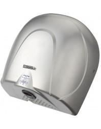 Sèche-mains à propulsion gris