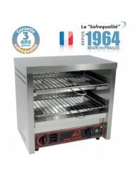 Toaster multifonction avec régulateur - Super Club 2 étages- Sofraca