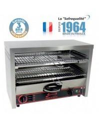 Toaster multifonction avec régulateur - Grand Club 2 étages 230 V - Sofraca