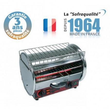 Toaster multifonction avec régulateur - Classic 1 étage 230 V