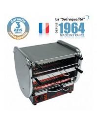 Toaster multifonction avec régulateur - Junior 2 étages 230 V - Sofraca
