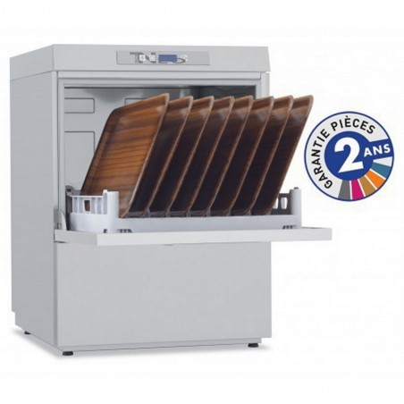Lave-vaisselle professionnel de la gamme NEOTECH modèle NEO600A avec adoucisseur