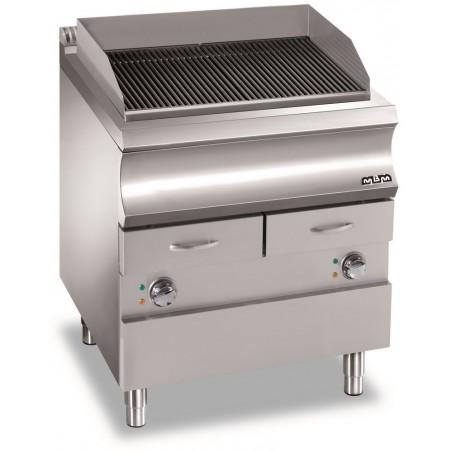 Grill double à eau électrique sur placard - MBM