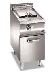Friteuse professionnelle 13 litres électrique sur coffre fermé - MBM