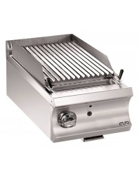 Grill charcoal gaz version suspendue, grille viande - MBM - DOMINA 980