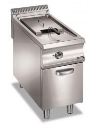 Friteuse professionnelle électrique sur coffre 18 litres - MBM - DOMINA 980