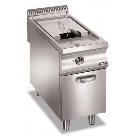 Friteuse professionnelle électrique sur coffre 21 litres - MBM - DOMINA 980