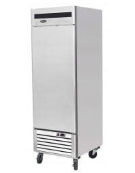 Armoire réfrigérée positive de stockage 1 porte GN 2/1 - 610 litres - ATOSA