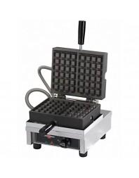 Gaufrier professionnel Krampouz électrique simple à ouverture 90° 4 x 7 Buxelles