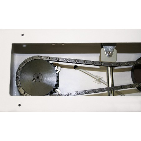 Pétrins à spirale avec tête fixe et cuve fixe - 33 litres - Monophasé - modèle IF33 VS - Pizza Group