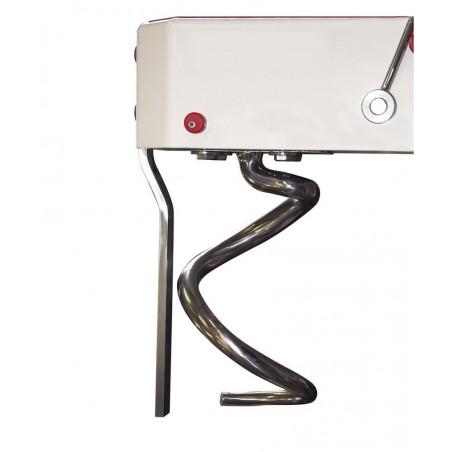 Pétrins à spirale avec tête et cuve fixes - 17 litres - Monophasé - modèle IFM17 - Pizza Group