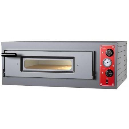 Four électrique 1 chambre 4 x ø 30 cm - modèle SIX M4 - Pizza Group