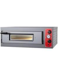 Four à pizzas électrique chambre simple 6 x ø 30/34 cm - modèle Entry Max M6 - Pizza Group