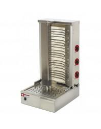 Gyros grill électrique - capacité 55 kg - broche 800 mm - DIAMOND