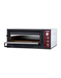 Four à pizzas électrique -1 chambre 6 pizzas Ø 33 cm -Rustic Line - DIAMOND