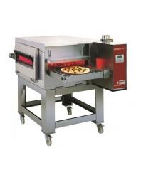 Four à pizzas convoyeur gaz - tapis 50 cm - DIAMOND