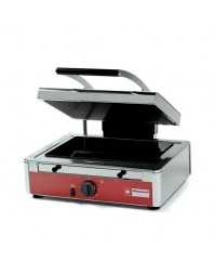 Grill panini électrique -1 plaque - surface vitrocéramique - DIAMOND