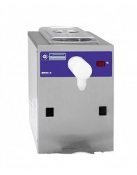 Machine réfrigérée à chantilly - cuve 2 litres - DIAMOND