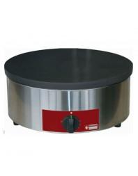Crêpière haut rendement gaz Ø 400 mm - DIAMOND