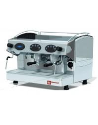Machine à café expresso avec adoucisseur - 2 groupes avec display - DIAMOND