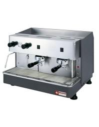 Machine à café expresso - 2 groupes - semi-automatique - DIAMOND