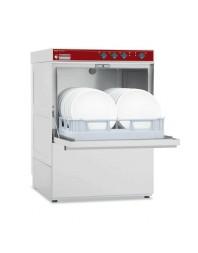 Lave-vaisselle avec pompe de vidange - panier 500 x 500 mm - Monophasé - DIAMOND