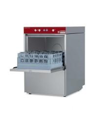 Lave-verres panier carré 400x400 mm + dispositif anti-pollution de type AB (Break Tank)