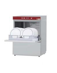 Lave-vaisselle Active Wash HACCP avec pompe de vidange - 500 x 500 mm - DIAMOND