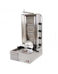 Machine à kebab- gaz - 4 brûleurs - ARCHWAY