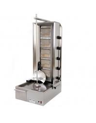 Machine à kebab- gaz - 5 brûleurs - ARCHWAY