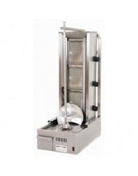 Machine à kebab en version compacte - gaz - 3 brûleurs - ARCHWAY