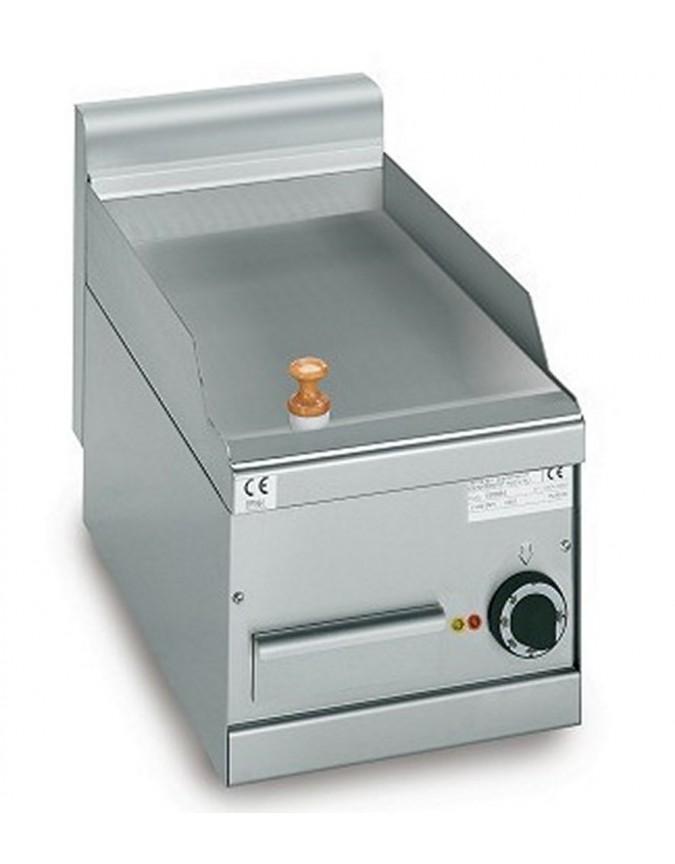 Grill professionnel afi lectrique plaque lisse poser 2 7 kw mod le e6fl3bp chr master - Grill electrique professionnel ...