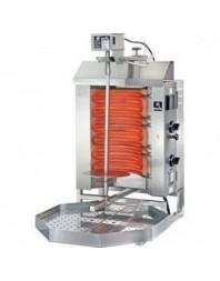Machine à kebab- électrique - 15 kilos - avec cuve rectangulaire - 500 x 350 mm- POTIS