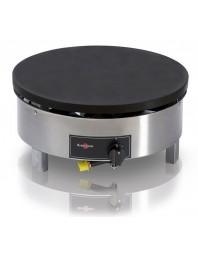Crêpière professionnelle gaz Krampouz diamètre 40 cm ref CGBIC4 Gamme Confort - châssis rond