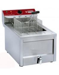 Friteuse professionnelle électrique à poser - 12 litres - FSM-12ET/N - DIAMOND