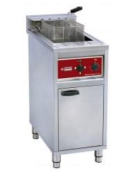 Friteuse électrique 16 lit. sur meuble, 4-8-12 Kw