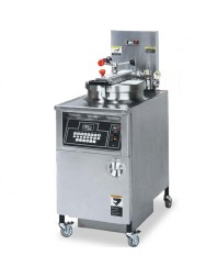 Friteuse à pression électrique avec système de filtration - BKI
