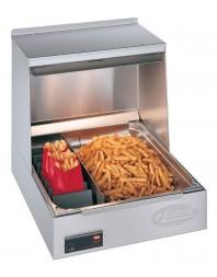 Poste de maintien chaud frites - Hatco