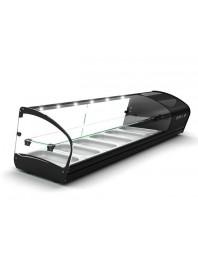 Vitrine réfrigérée 2 étages de la gamme SHARK Tapas- Sayl