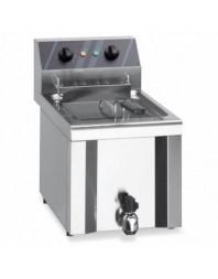 Friteuse électrique à poser professionnelle 1 cuve 8 litres - Monophasé - MBM