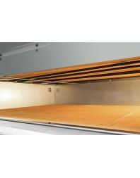 Pierres réfractaires haut et bas modèle XL4R pour gamme BASIC- PLUS-SUPERIEUR - Prismafood