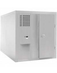 Chambre ISO 60 avec groupe, dim.int.1840x1840xh1950 mm (6310 Lit)