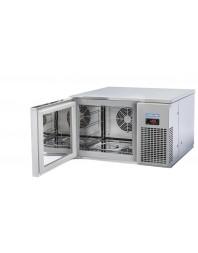 Cellule de refroidissement et de congélation - 3 niveaux GN 2/3 - AFI