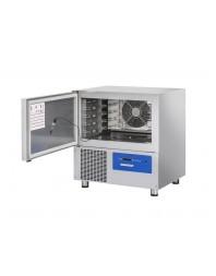 Cellule de refroidissement et de congélation - 5 niveaux GN 1/1 et 600 x 400 - AFI