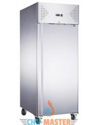 Armoire pâtissière réfrigérée positive 1 porte sur roulettes - 600 x 400 - AFI