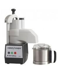 Combiné cutter et coupe-légumes - 3.7 litres - cuve inox - ROBOT COUPE