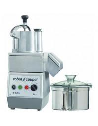 Combiné cutter et coupe-légumes - 5.5 litres - cuve inox - R 502 - ROBOT COUPE